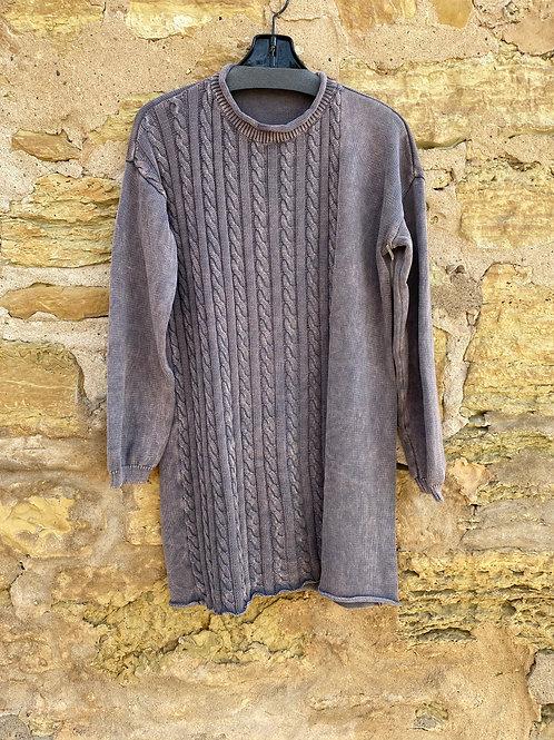 M.Rena Sweater in Grey