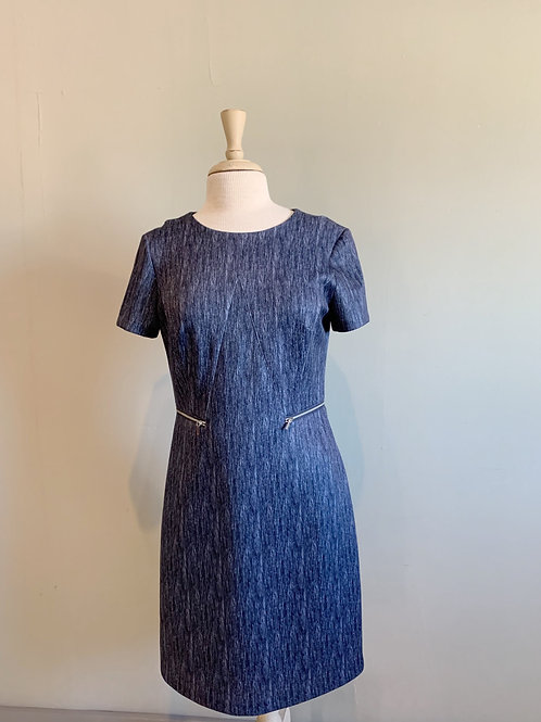 London Times Denim Dress