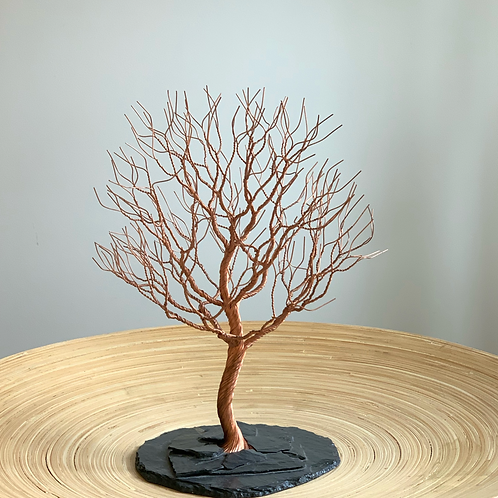 Doug Adams Copper Wire Tree