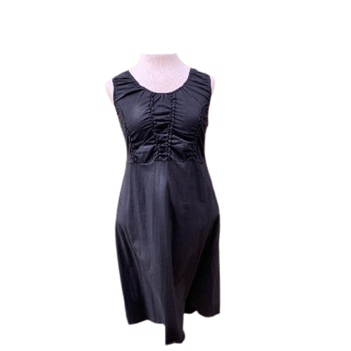 Avatar Mini Dress in Black