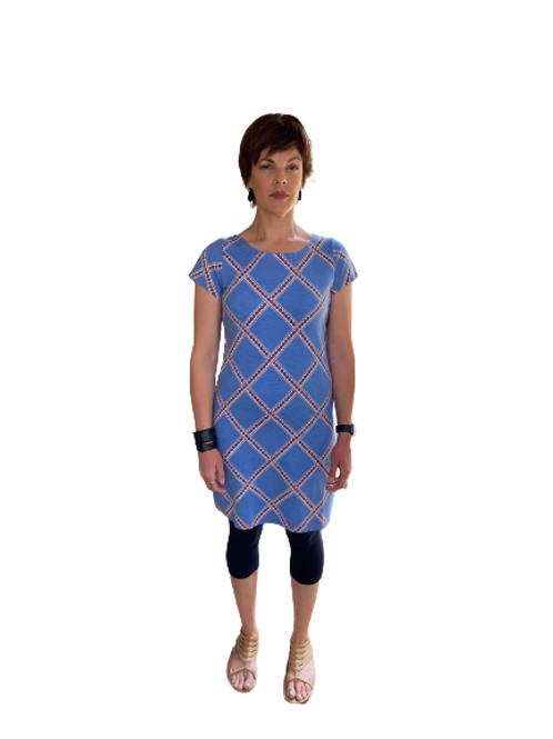 Hatley Dress in Ice Blue