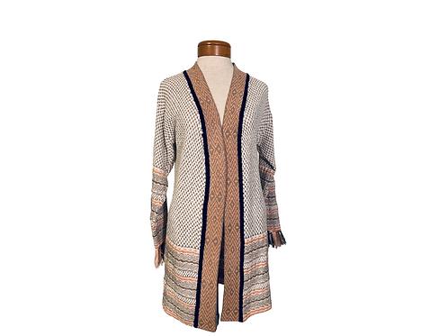 Esqualo Sweater in Terra Cotta