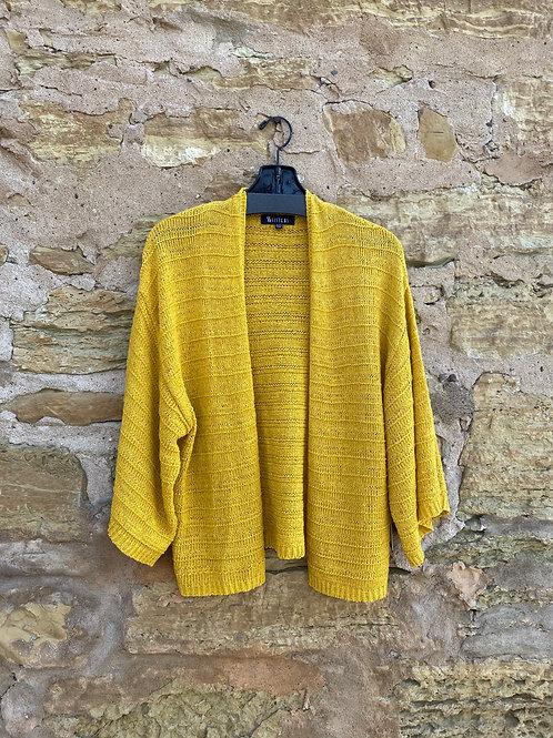 Sisters Sweater in Mustard