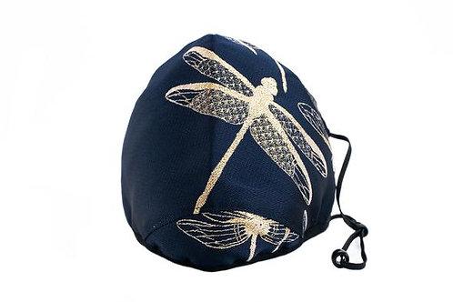 The Firefly Mask (Navy)