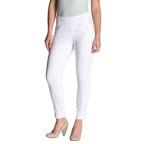 JAG Amelia Slim Ankle Jean in White