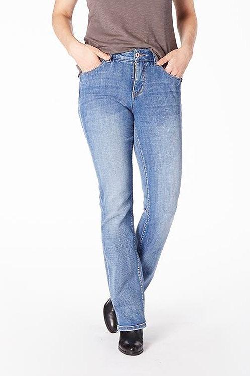 JAG Eloise Boot Jean in Mid Vintage