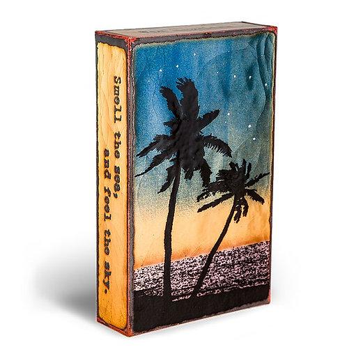 Sunset Beach Spiritile -#180