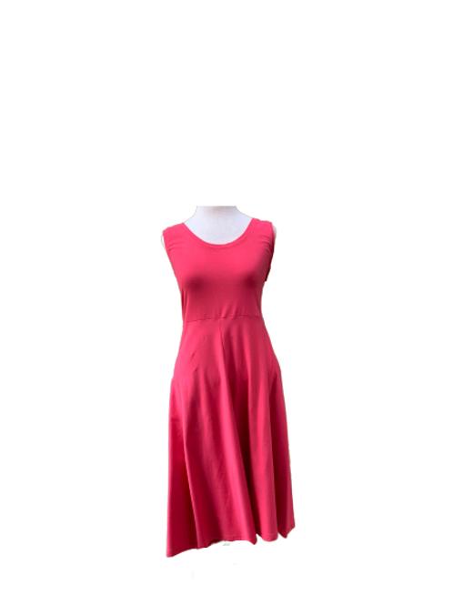 FIG Dress in Rose