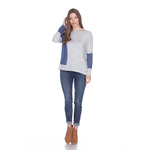 Sisters Two Tone Pullover