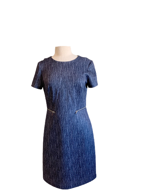 London Times Denim Dress