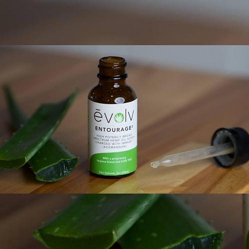 Evolv Entourage CBD Oil - Cinnamon