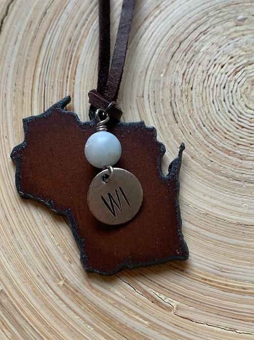 Wisconsin Charm - WI by Janet Sanda