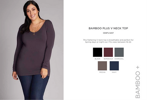 Bamboo plus v neck.png