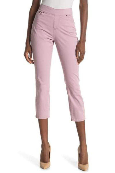 JAG Maya Crop Jean in Soft Violet