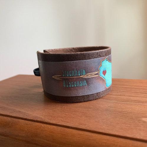 Custom Made Stockholm Bracelet - Wide Band