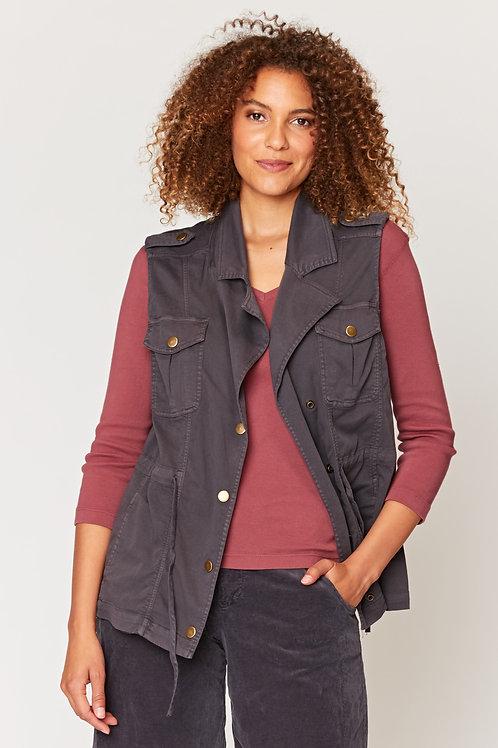 Wearables Jodie Utility Vest in Ore