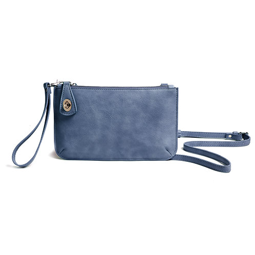 Burano Crossbody in Denim