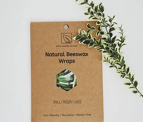 Beeswax Food Wrap (3 Pack)