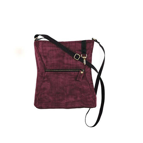 Scout Bag in Bordeaux