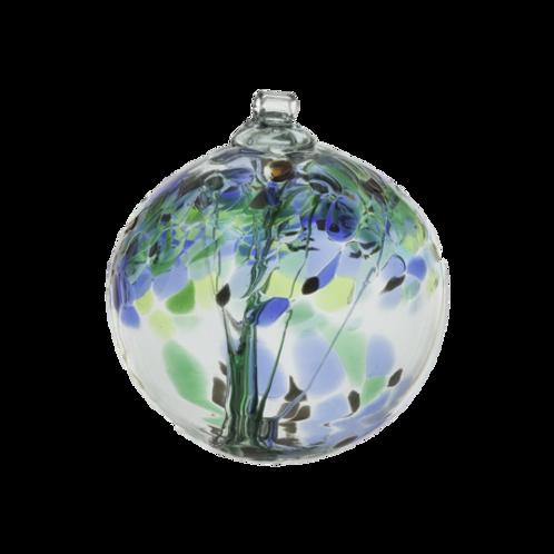 Kitras Art Glass Ornament - Encouragment