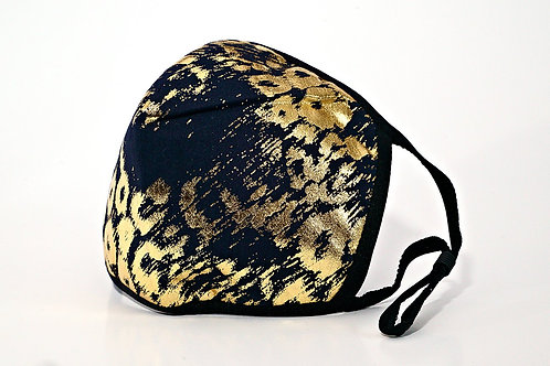 Leopard Splash Mask