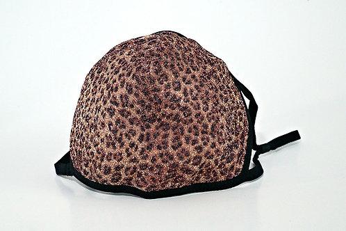 Berek A Sparkly Leopard Mask