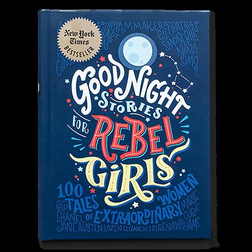 Good Night Stories for Rebel Girls - Volume 1