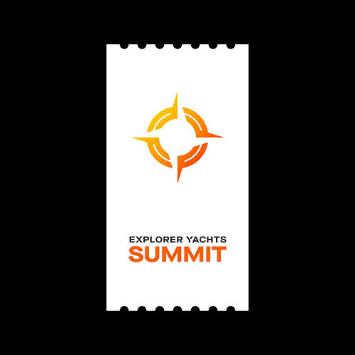 Explorer Yachts Summit 2019 – E-ticket