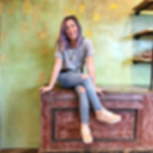 Intuitive guide Elise Nicole Kirkpatrick