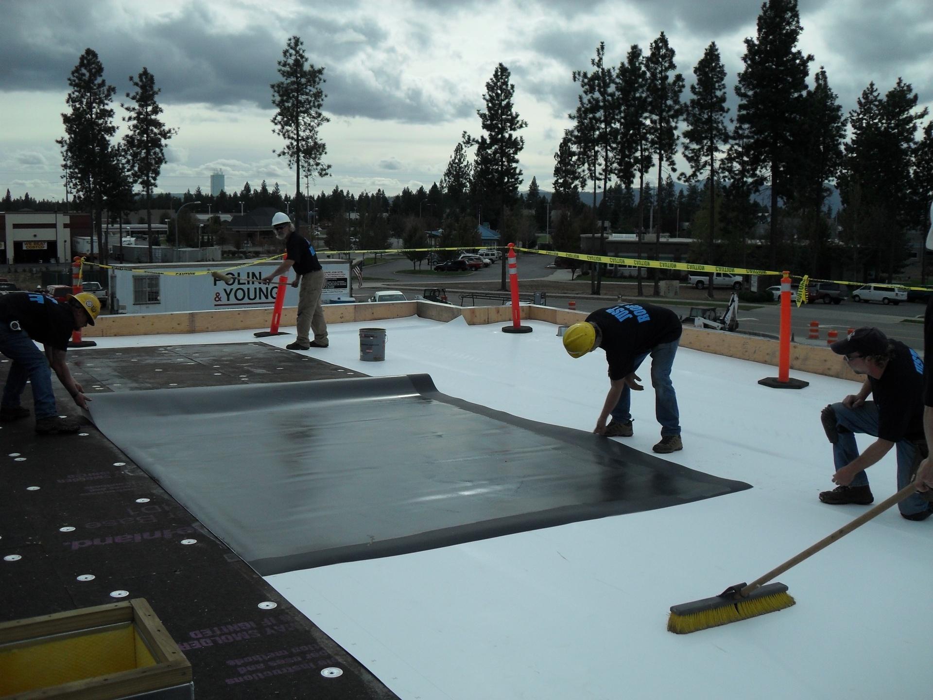 Membrane | Granite Enterprises Roofing
