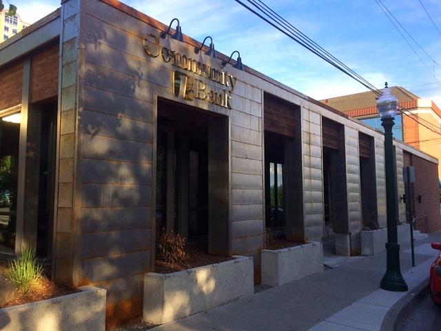 Community 1st Bank - Sherman Ave.