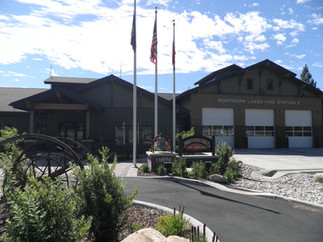 Northern Lakes Fire Station
