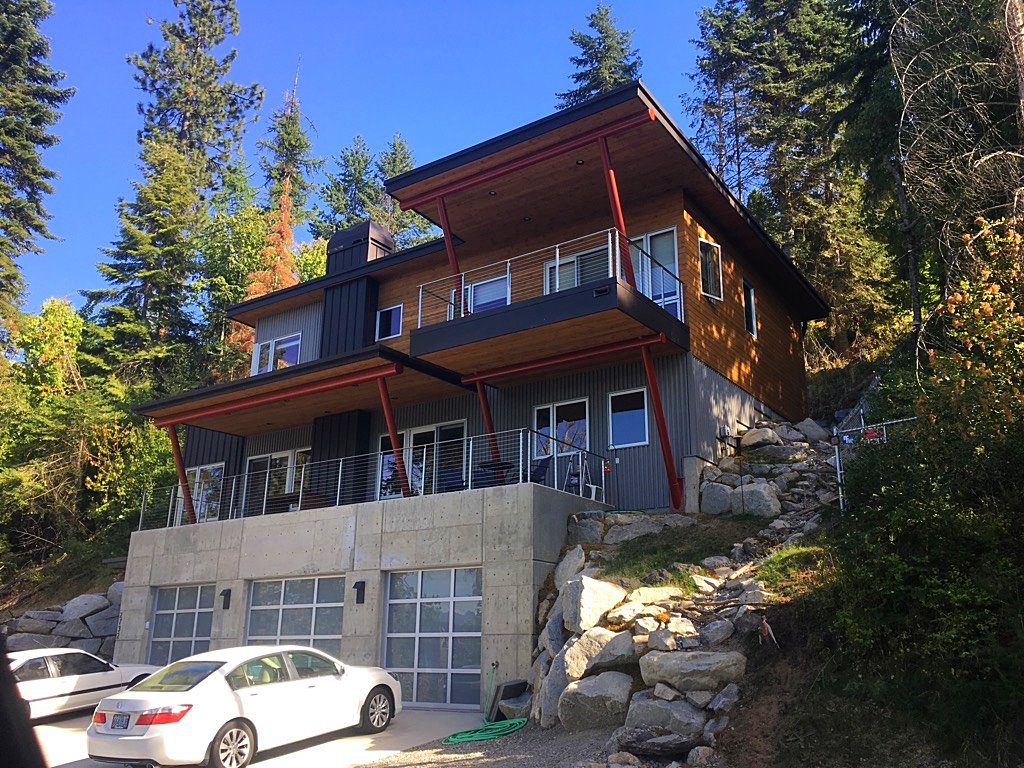 Hayden Lake House