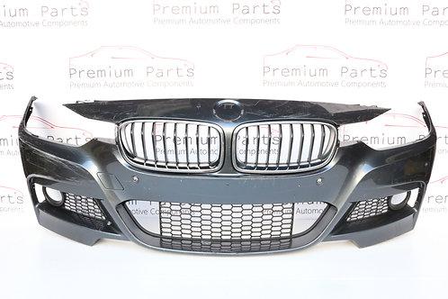 BMW 3 SERIES F30 F31 M-SPORT FRONT BUMPER 2011-2018 [PP180]