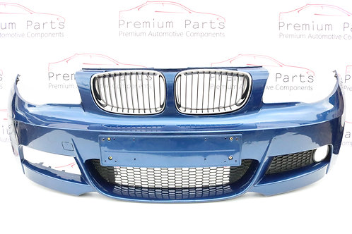 BMW E88/E82 M-SPORT FRONT BUMPER 2006-2013 [PP176]