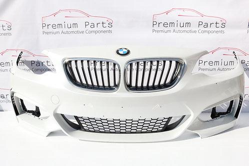 BMW F22/F23 M-SPORT FRONT BUMPER 13-18 [PP144]