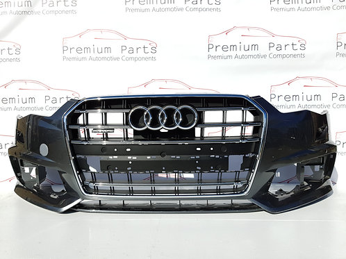Audi A6 S-Line Front Bumper 2015-2018 [PP100]