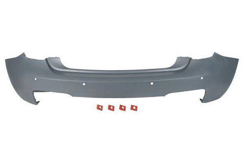 NEW BMW F20 M-SPORT REAR AFTERMARKET BUMPER WITH DIFFUSER