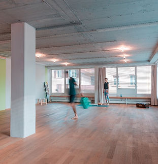 Yoga in Basel | VOLTA YOGA