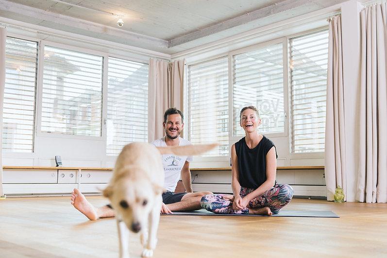 Vinyasa Yogalehrerausbildung Basel_ VOLT