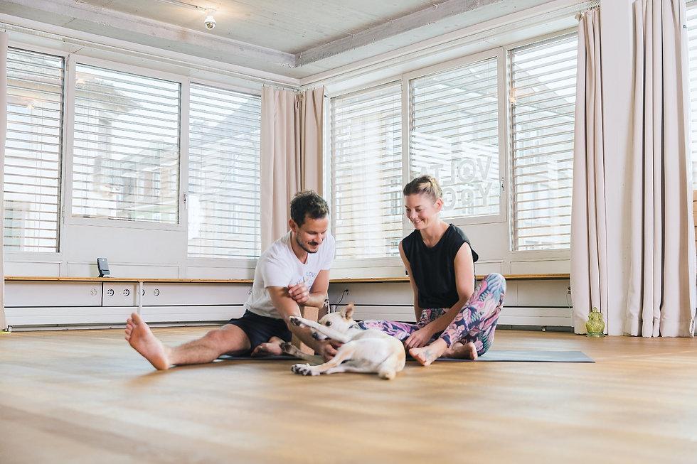 Anya Häusermann und Nico Krättli | VOLTA