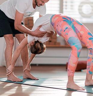 Vinyasa Yogalehrerausbildung Basel   Nic