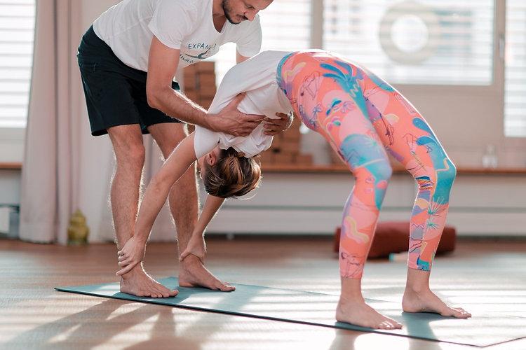 Yogalehrer Ausbildung in Basel | VOLTA Y