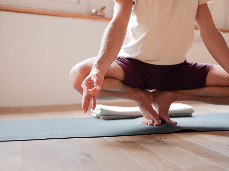 Hatha Yoga in Basel | VOLTA YOGA