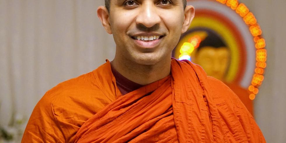 ONLINE | BUDDHIST MEDITATION with Bhante Sobitha