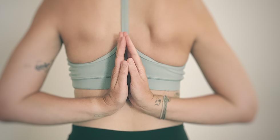 TAKE CARE - Glückliche Schultern  Workshop mit Tina