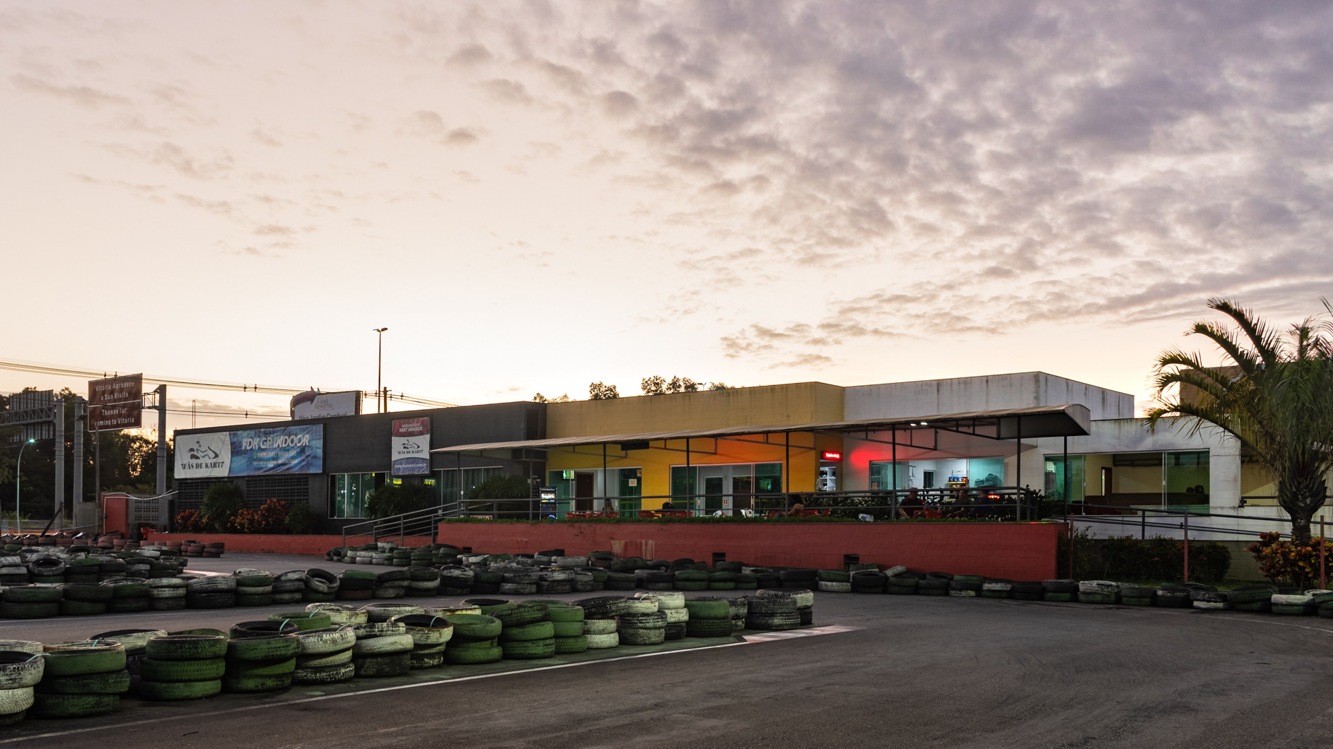 Kartódromo Fãs de Kart GP Indoor