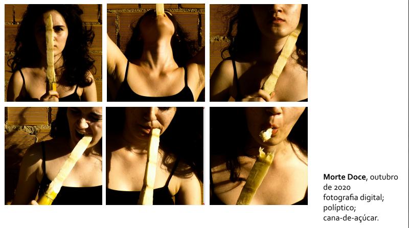 Comendo cana de açúcar, Morte Doce, de Vivian Siqueira