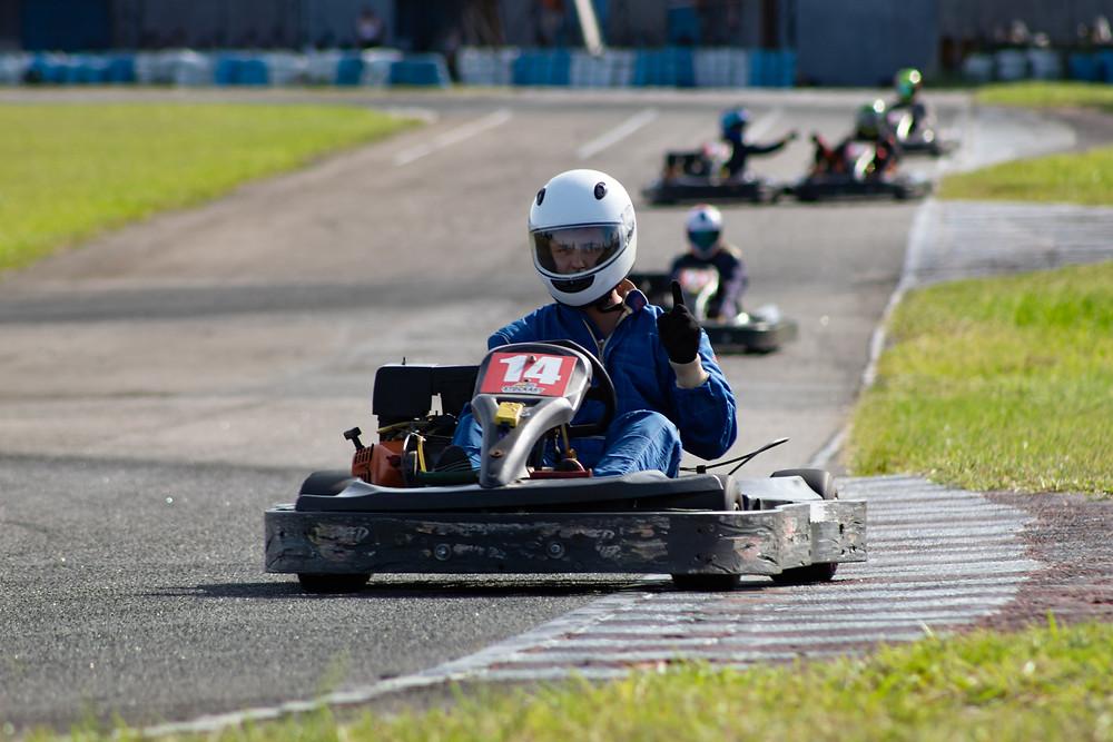 Piloto de kart, KMKZS Team, Kartódromo Internacional da Serra, Serra - ES. Foto: João Vitor Soares