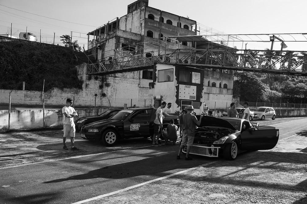 Equipe e escola de drift BKR Drift Team (Foto: João Vitor Soares)
